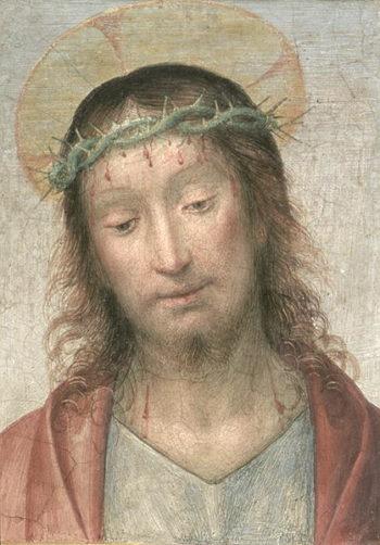 Ecce Homo   Fra Bartolommeo   oil painting