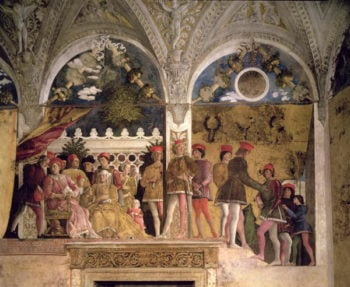 Marchese Ludovico Gonzaga III of Mantua | Andrea Mantegna | oil painting