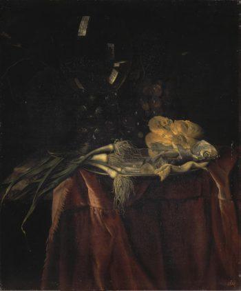 Snack | Aelst Willem van | oil painting