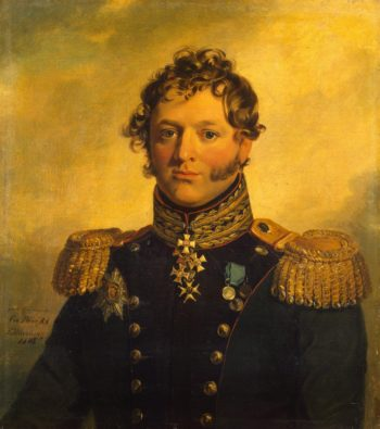 Portrait of Pyotr A. Kosen (1778-1853) | George Dawe | oil painting