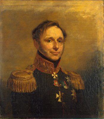 Portrait of Pyotr K. Essen (1772-1844) | George Dawe | oil painting