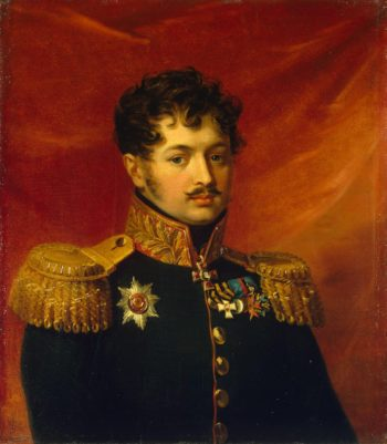 Portrait of Pyotr P. Zagryazhsky (1781-1849) | George Dawe | oil painting