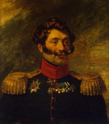 Portrait of Stepan A. Khilkov (1785-1854) | George Dawe | oil painting