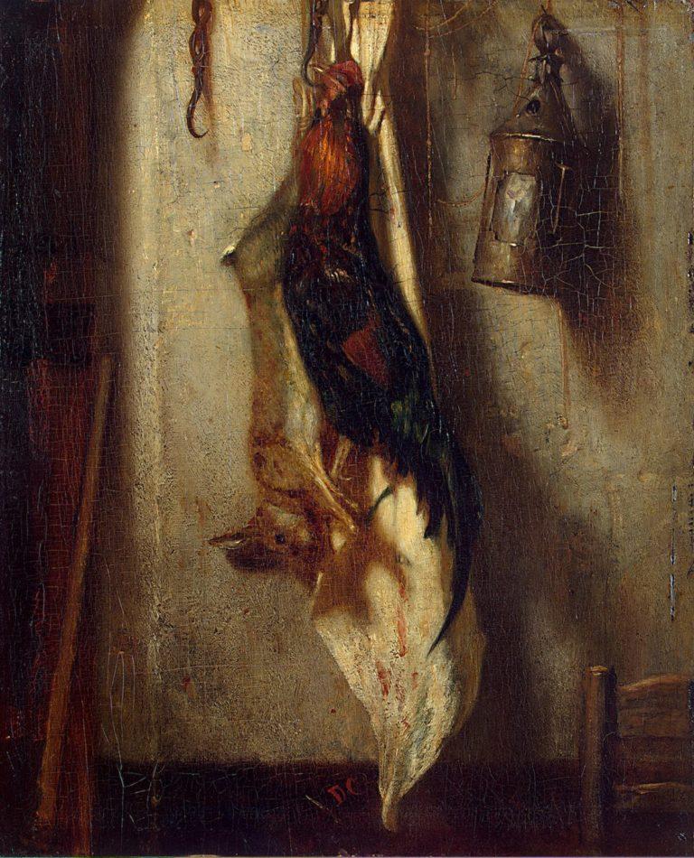 Still Life | Decamps Alexandre-Gabriel | oil painting