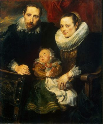 Family Portrait | Anthony van Dyck | oil painting