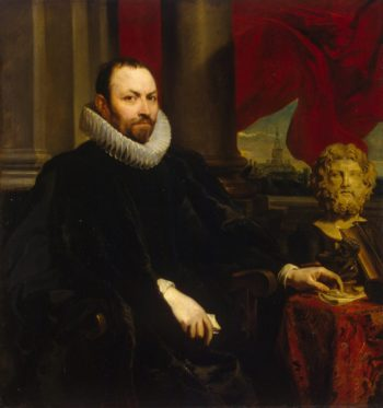 Nicolaes Rockox | Anthony van Dyck | oil painting