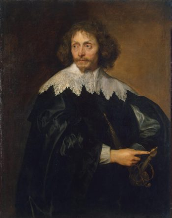 Portrait of Sir Thomas Chaloner | Anthony van Dyck | oil painting