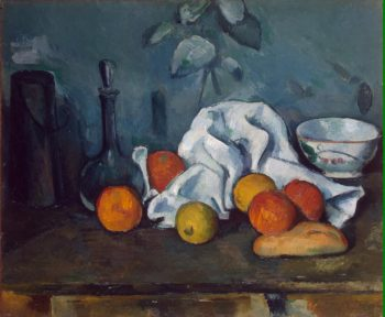 Fruit | Cezanne Paul | oil painting