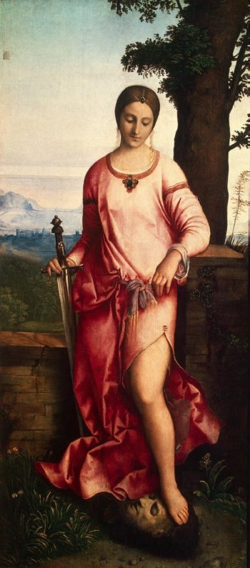 Judith | Giorgione | oil painting