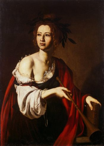 Allegory of History | Ribera Jose de | oil painting