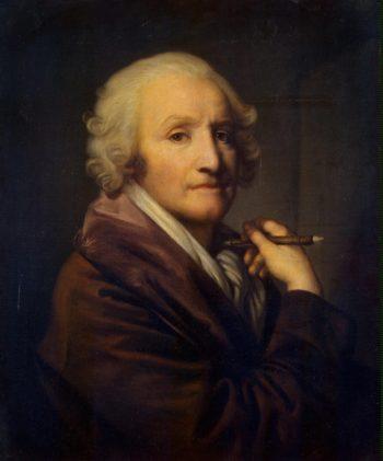 Self-Portrait   Greuze Jean-Baptiste   oil painting