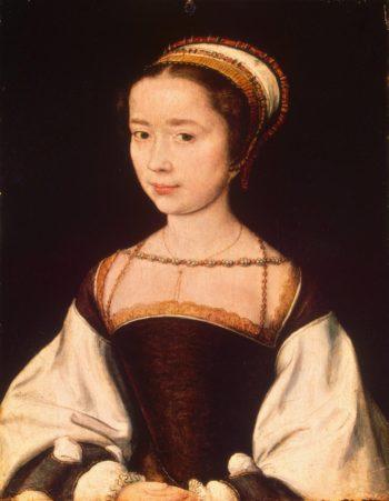 Portrait of a Woman | Corneille de Lyon | oil painting