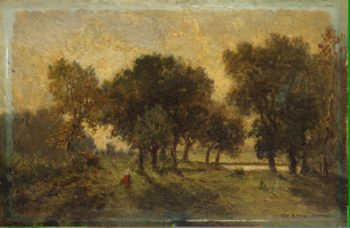 Landscape | Rousseau Theodore | oil painting