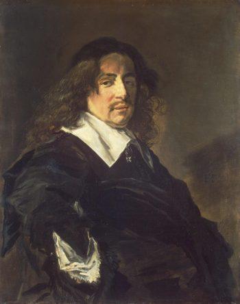 Portrait of Man | Hals Frans | oil painting