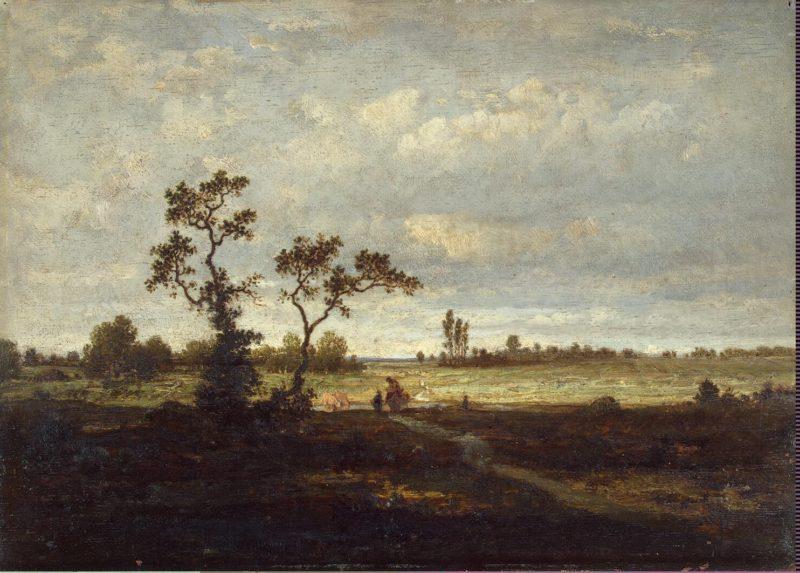 Landscape | Rousseau Theodore | oil painting