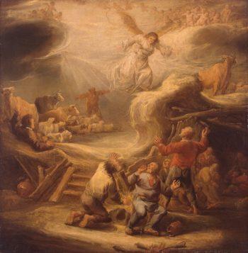 Annunciation to the Shepherds | Cuyp Benjamin Gerritsz | oil painting