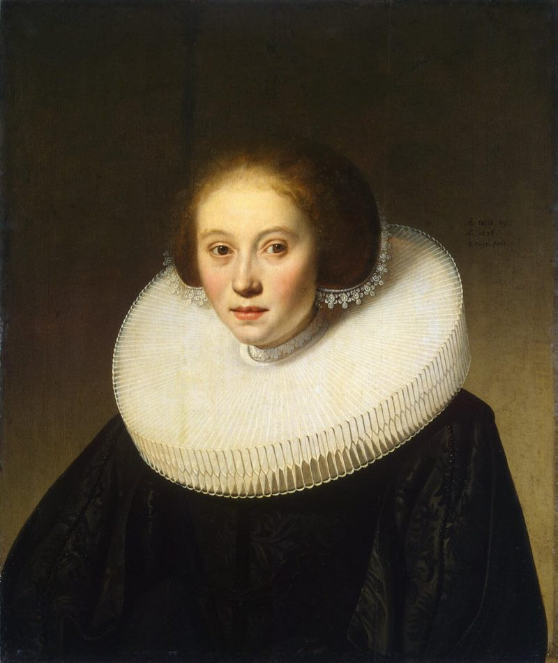 Portrait of a Young Girl | Cuyp Jacob Gerritsz | oil painting