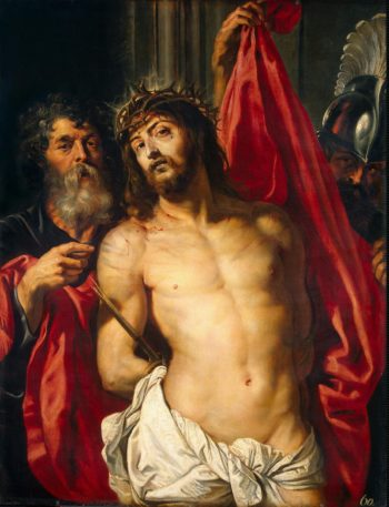 Crown of Thorns (Ecce Homo) | Pieter Paul Rubens | oil painting