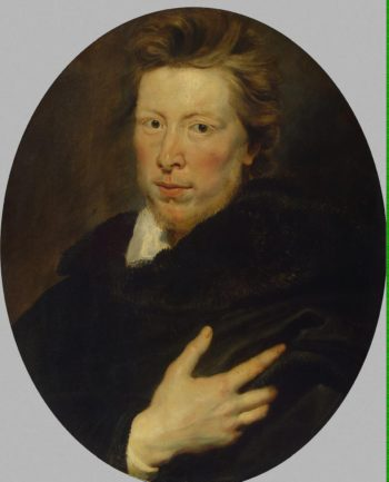 Portrait of George Gaidge | Pieter Paul Rubens | oil painting