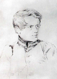Self Portrait 1813 1816 | Karl Brulloff | oil painting