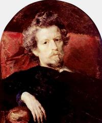 Self Portrait 1848 | Karl Brulloff | oil painting
