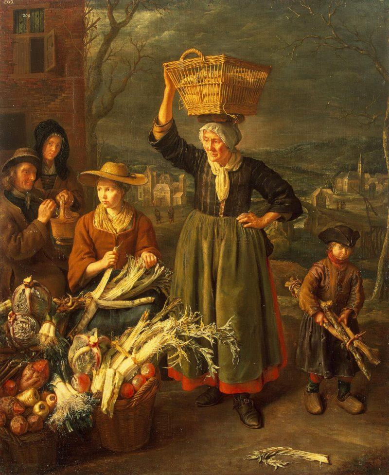 Winter   Sneyers Peeter   oil painting