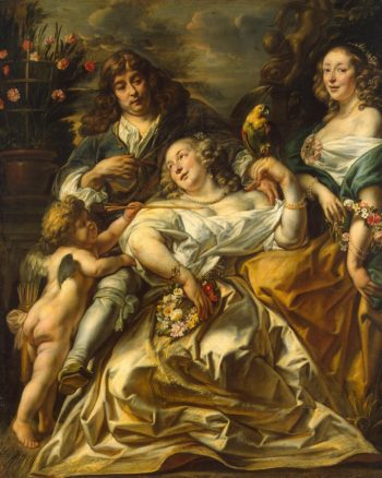 Family Portrait | Jordaens Jacob | oil painting