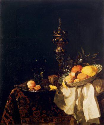 Dessert | Kalf Willem | oil painting