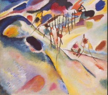 Landscape | Kandinsky Vasily | oil painting