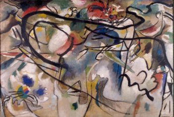 Sketch for Composition V | Kandinsky Vasily | oil painting