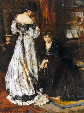 Toekomst Dromen | Otto Willem Albertus Roelofs | oil painting