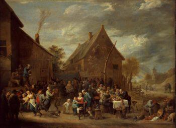 Peasant Wedding | Teniers David II | oil painting