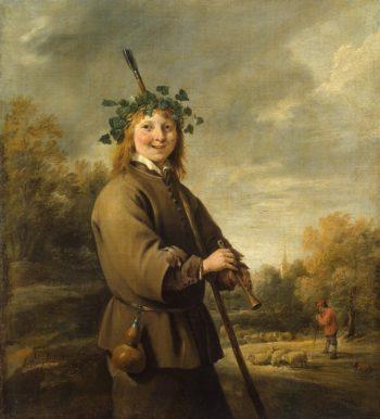 Shepherd | Teniers David II | oil painting