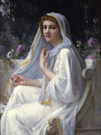 Reflections | Guillaume Seignac | oil painting