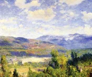 Arroyo Seco | Guy Orlando Rose | oil painting