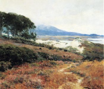 Carmel Dunes1 | Guy Orlando Rose | oil painting