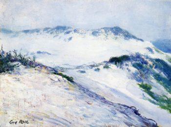 Carmel Dunes | Guy Orlando Rose | oil painting
