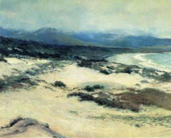 Carmel Shore1 | Guy Orlando Rose | oil painting