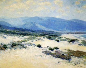 Carmel Shore | Guy Orlando Rose | oil painting