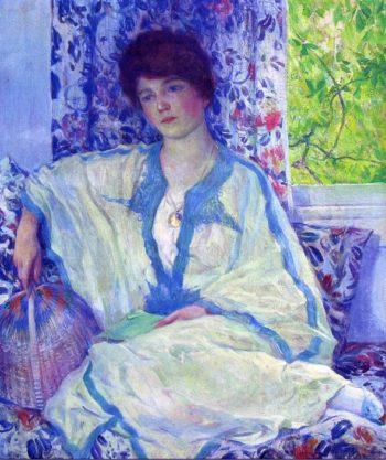 Early Morning Summertime 1920 | Guy Orlando Rose | oil painting