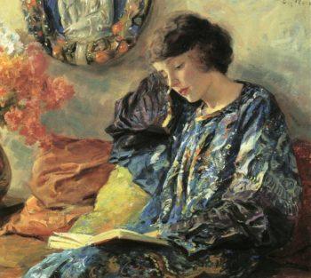 Marguerite | Guy Orlando Rose | oil painting