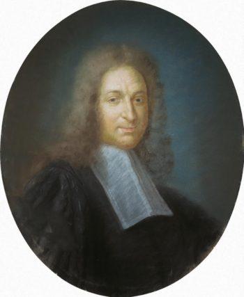 Portrait of Jacques-Charles Aubry | Latour (La Tour) Maurice Quentin de | oil painting