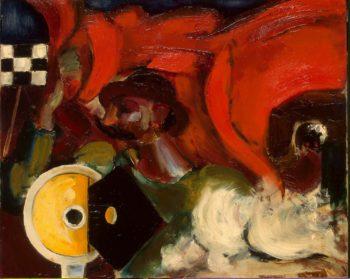 Signal   Le Fauconnier Henri   oil painting