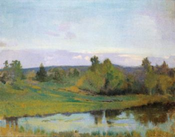 Near San Juan Capistrano 1919 | Alson Skinner Clark | oil painting