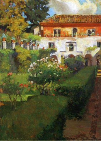 Summer Grenada 1909 | Alson Skinner Clark | oil painting