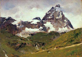 Lorenzo Delleani 1900 | Lorenzo Delleani | oil painting