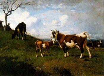 Pollone 1833 | Lorenzo Delleani | oil painting