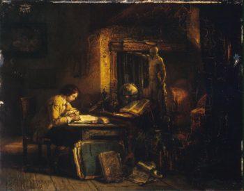 Artist | Leys Henri | oil painting