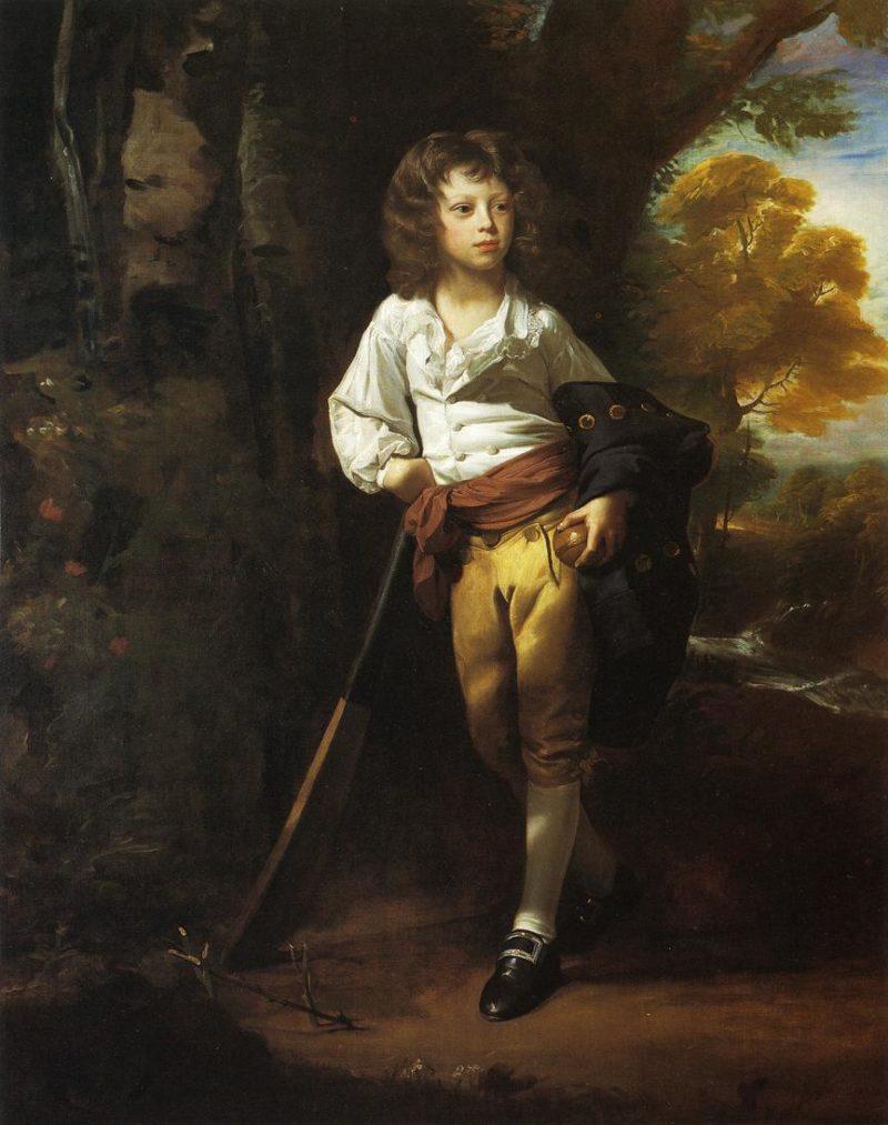 Richard Heber | John Singleton Copley | oil painting