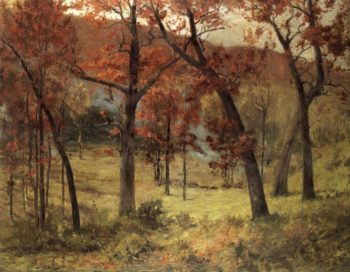 The Clearing | Charles Francis Browne | oil painting